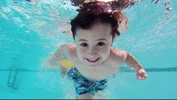 City pools open in time for summer