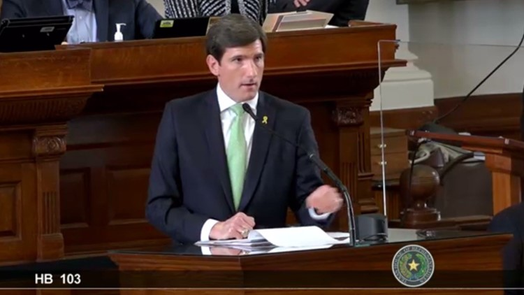 Landgraf's protective orders bill passes out of the Texas House