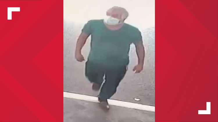OPD asks for help identifying a suspect in a hit & run incident