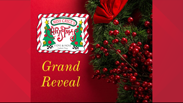Miss Cayce's Christmas Store Grand Reveal will be in celebration of 35th season