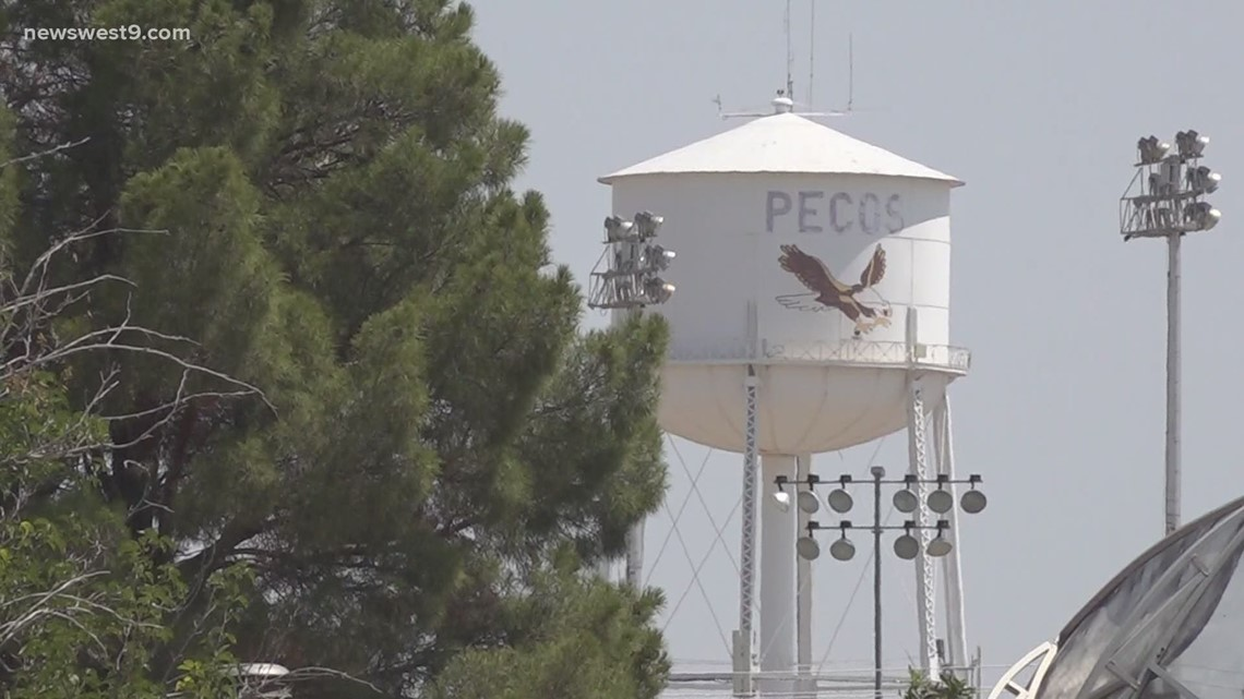 After almost reaching water capacity prior to COVID, Pecos is preparing for the future