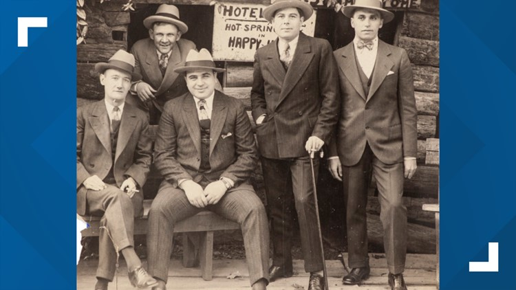 Guns, personal belongings of Al Capone to be auctioned off in Sacramento