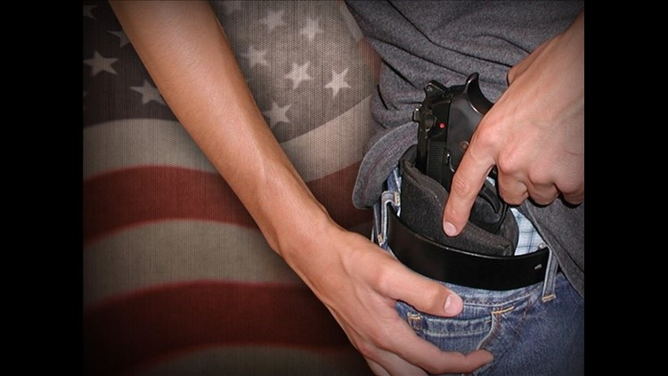 East Texas lawmaker wants to allow concealed carry on school campuses