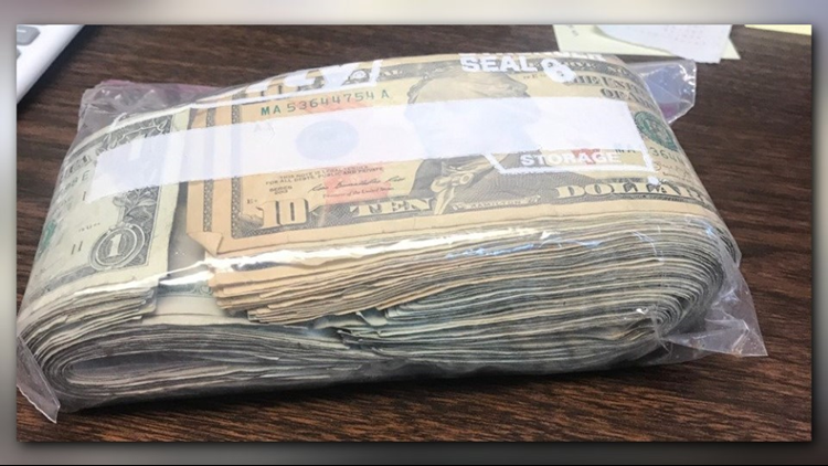 TxDOT workers turn in $2K found on side of highway; money belonged to Dallas-area nonprofit