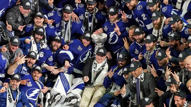 NHL Power Rankings: Lightning, Avalanche lead way at start of season