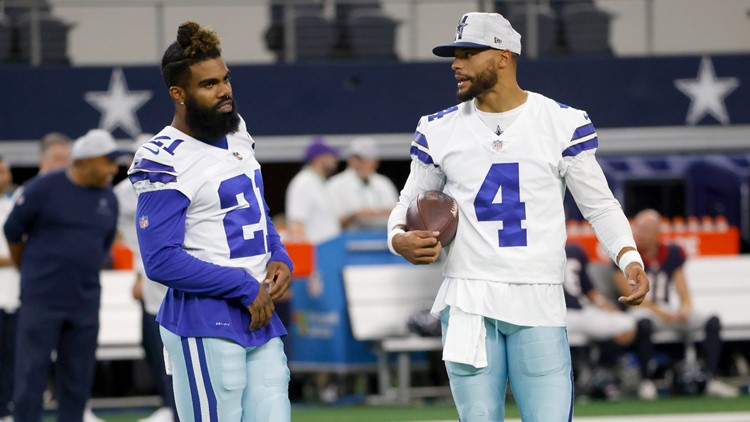 NFL roundup: Cowboys should be division favorites; Vikings defense could be lethal; Texans and Watson