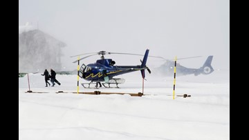 Are helicopters safe? How they stack up against planes, cars and trains