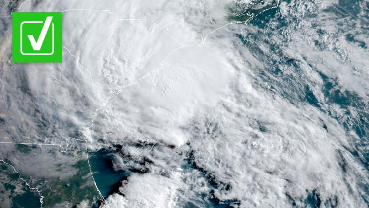 Yes, we've seen tropical storms named Ana before because the criteria for retiring names is strict