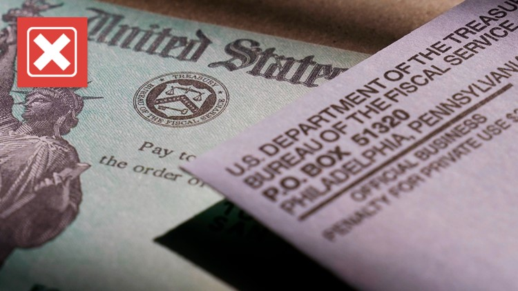No, the US government won't send you unsolicited texts about stimulus payments