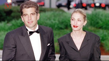 Friend Releases Never-Before-Seen Videos of JFK Jr. and Carolyn Bessette's Wedding