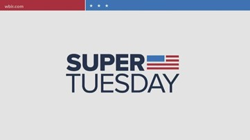 Super Tuesday Election Results