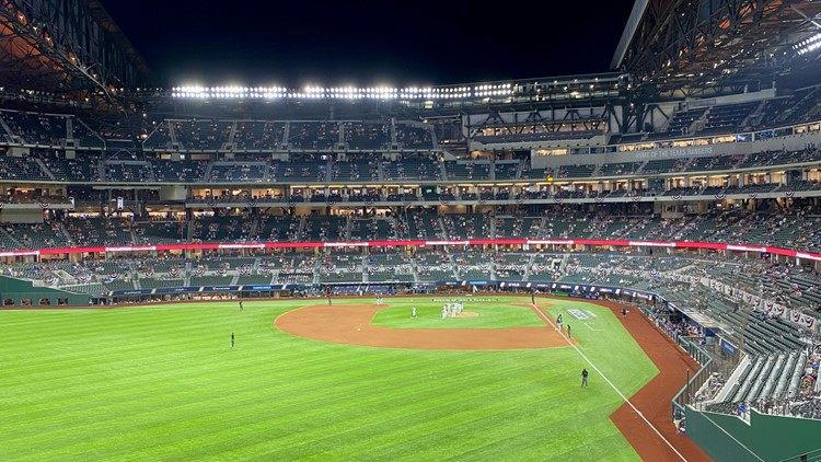 Rangers to welcome fans at 100% capacity for home opener in new Globe Life Field