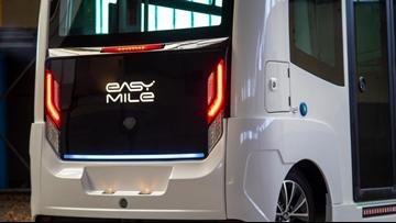 DFW Airport considers bringing autonomous vehicles to parking lots