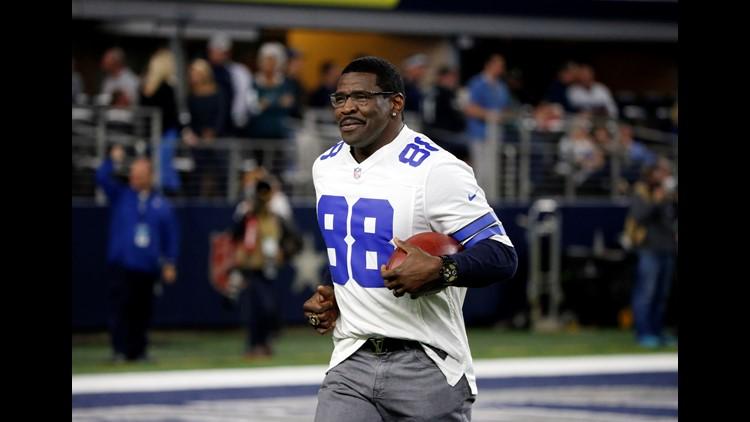 Michael Irvin hopes Cowboys OC Kellen Moore remembers to feed Ezekiel Elliott