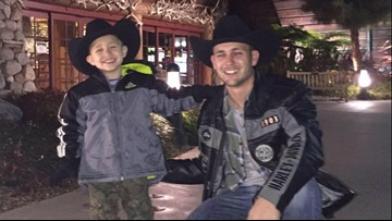 North Texas Navy veteran fighting to bring 7-year-old son home from Peru