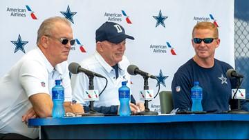 Cowboys Camp: Jerry Jones addresses Ezekiel Elliott, Jason Garrett, 'State of the Team'