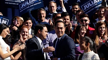 Twitter user confuses Joaquin Castro with twin brother, tells him not to run for president