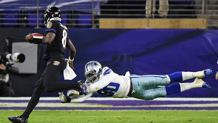 Fundamentally flawed Cowboys defense takes another nosedive in historically bad season