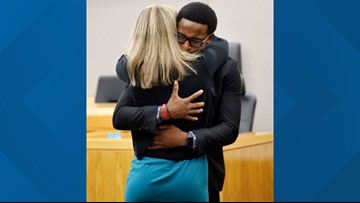 Pastors praise hug offered by Botham Jean's brother while complaint is filed over hug by Guyger judge