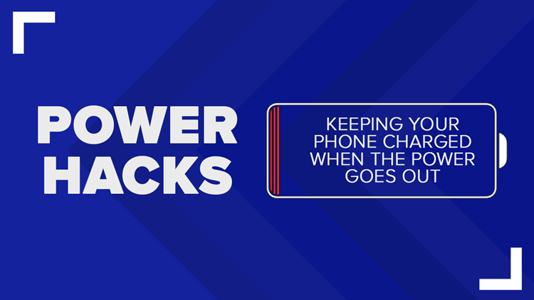 HOW TO: Keep your phone charged when you don't have power, conserve the battery now