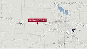 Timeline: Greenville party shooting