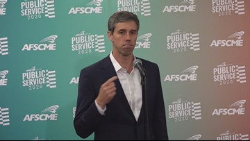 Beto O'Rourke on El Paso shooting: 'I am incredibly saddened and it is very hard to think about this'
