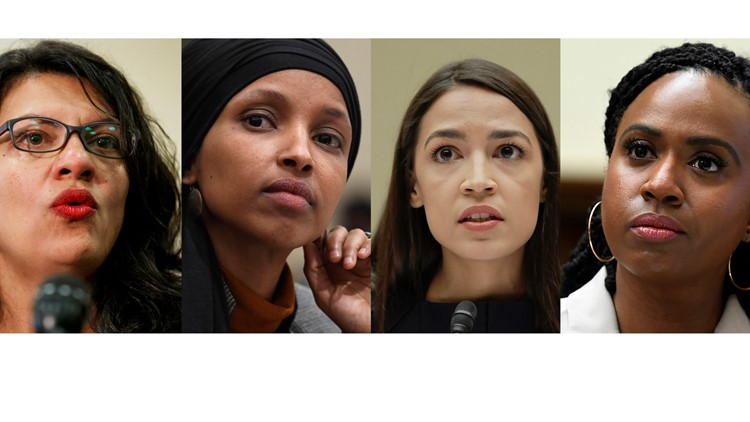 4 US Congresswomen known as 'The Squad'