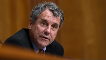 'Thoughts and prayers are not enough' | Ohio's Sherrod Brown, other senators call for action after Dayton mass shooting