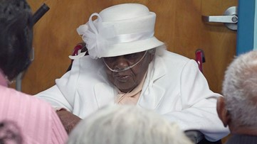 SC woman turns 107 years old