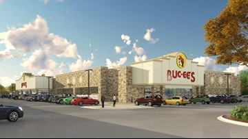 Buc-ee's plans first Georgia location in Warner Robins
