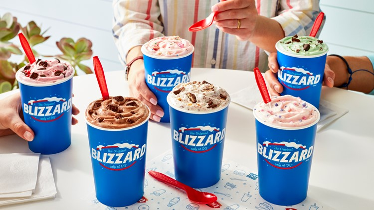 Free ice cream alert! Dairy Queen giving $5,000 gift cards to 20 lucky people