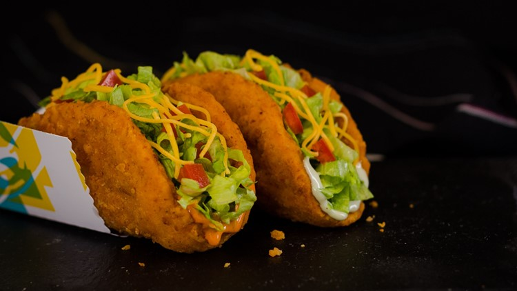 Taco Bell disrupts 'chicken war' with return of Naked Chicken Chalupa