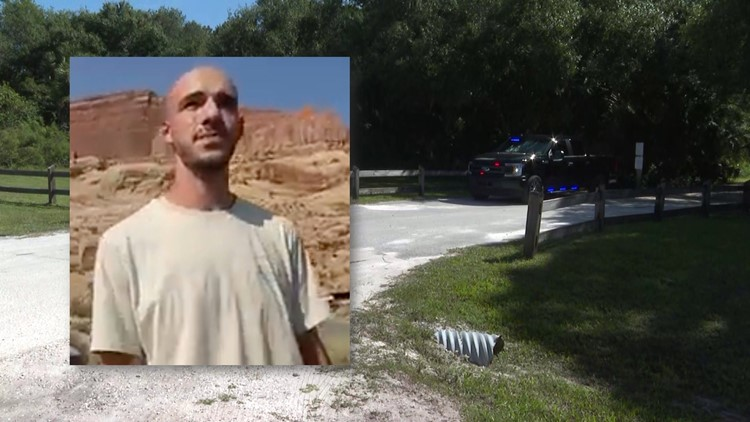 FBI: Brian Laundrie's remains found near his belongings in Carlton Reserve