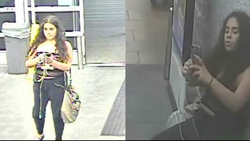 Police say woman accused of urinating on potatoes in Walmart has turned herself in