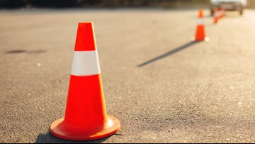 TRAFFIC ALERT: Low areas of Scharbauer, Midland Dr. closed due to weather