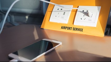 VERIFY: Yes, your mobile data can be stolen when using airport USB charging ports. Here's what you can do to prevent it