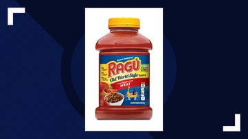 Maker of Ragu issues voluntary recall for some varieties of pasta sauce